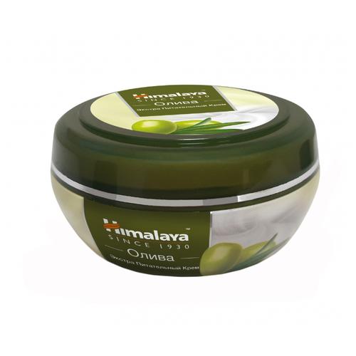 Himalaya Herbals Крем для лица экстра питательный с оливой, 50 мл