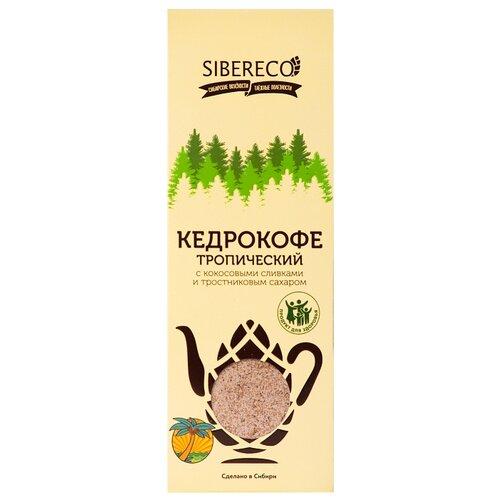 Цикорий SIBERECO Кедрокофе Тропический с кокосовыми сливками и тростниковым сахаром 130 г