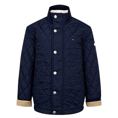 Куртка TOMMY HILFIGER KB0KB05501 размер 116, синий