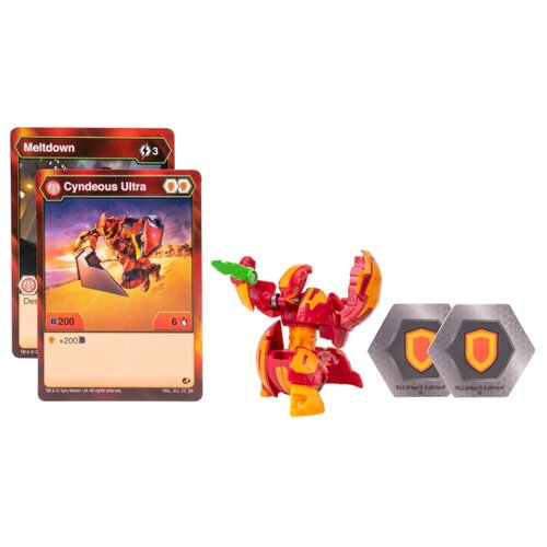 Купить Игровой набор Spin Master Bakugan Ultra Cyndeous 20109020, Игровые наборы и фигурки