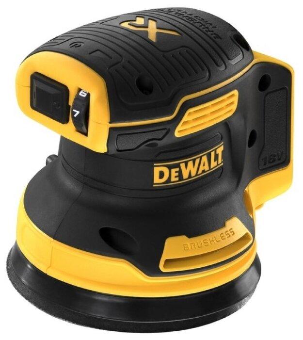 Эксцентриковая шлифмашина DeWALT DCW210N