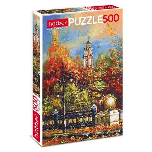 Пазл Hatber World of games Живопись для души (500ПЗ2_18697), 500 дет. набор тетрадей hatber классика 12т5в2