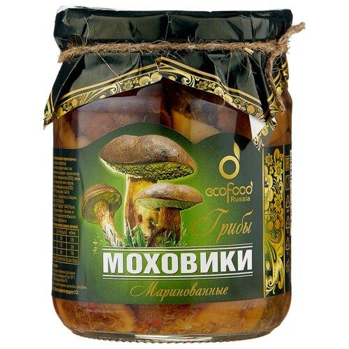 Моховики Ecofood маринованные 520 г