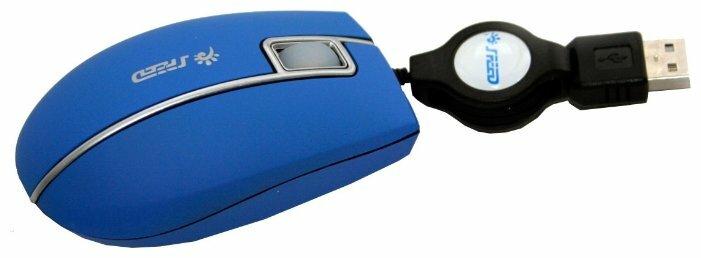Мышь SPEED SPMS-108 Blue USB