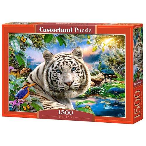 Пазл Castorland Twilight (C-151318), 1500 дет. пазл castorland kittens play time c 151639 1500 дет