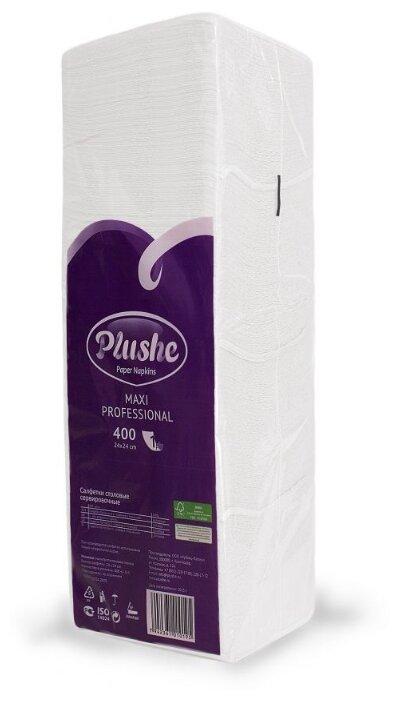 Салфетки Plushe Maxi Professional Пастель 24 х 24