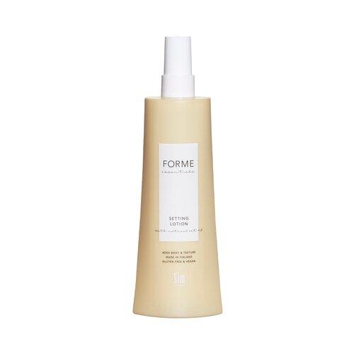 Купить Sim Sensitive Forme Лосьон-спрей для укладки волос Setting Lotion, 250 мл