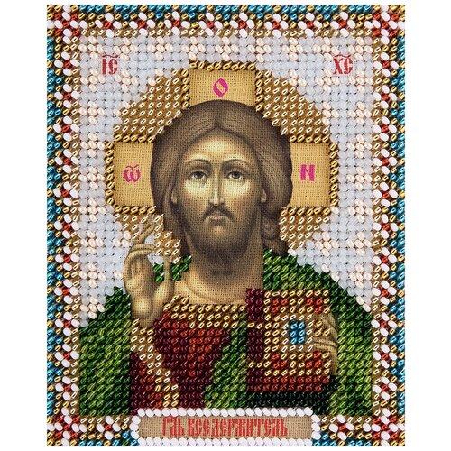Купить Набор для вышивания PANNA CM-1819 ( ЦМ-1819 ) Икона Господа Вседержителя , Наборы для вышивания