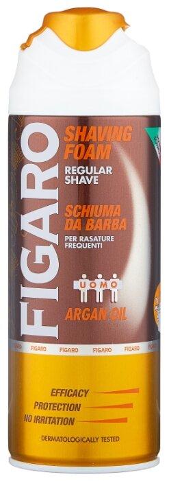 Пена для бритья Аргановое масло Figaro