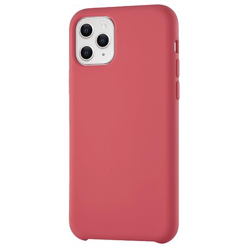 Чехол uBear Touch Case для Apple iPhone 11 Pro красный чехол ubear touch case для apple iphone 11 pro max зеленый
