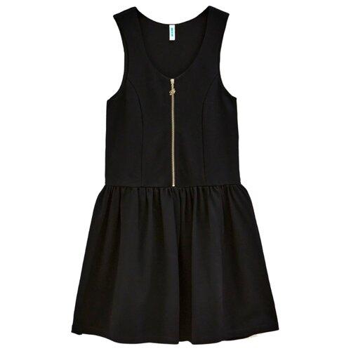 Купить Сарафан Acoola размер 164, черный, Платья и сарафаны