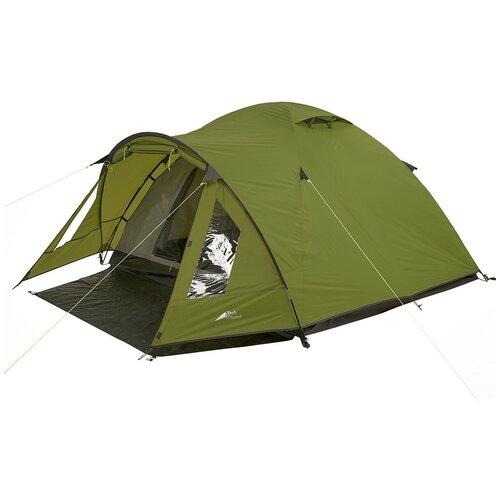 Палатка TREK PLANET Bergamo 2 зеленый недорого