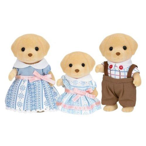 Купить Фигурки Sylvanian Families Семья Лабрадоров 5305, Игровые наборы и фигурки