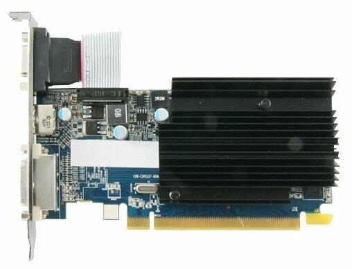 Видеокарта Sapphire Radeon R5 230 625MHz PCI-E 2.1 1024MB 1334MHz 64 bit DVI HDMI HDCP