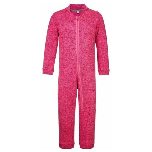 Комбинезон Oldos размер 86, ярко-розовый, Комбинезоны  - купить со скидкой