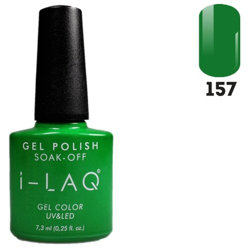 Купить Гель-лак для ногтей I-LAQ Gel Color, 7.3 мл, оттенок 157