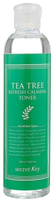 Secret Key Тонер Tea Tree Refresh Calming