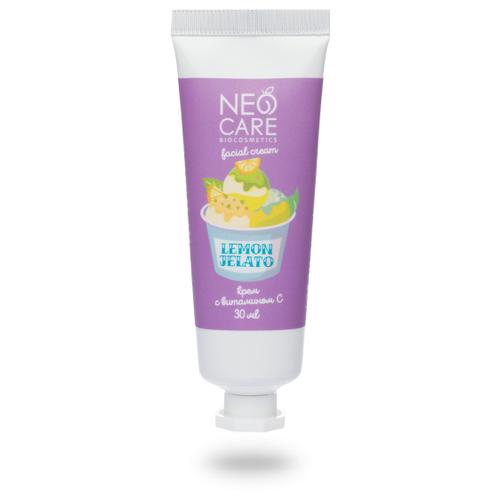 Фото - Neo Care Крем для лица Lemon jelato отбеливающий с витамином С, 30 мл крем для рук neo care apricot mousse увлажняющий 30 мл