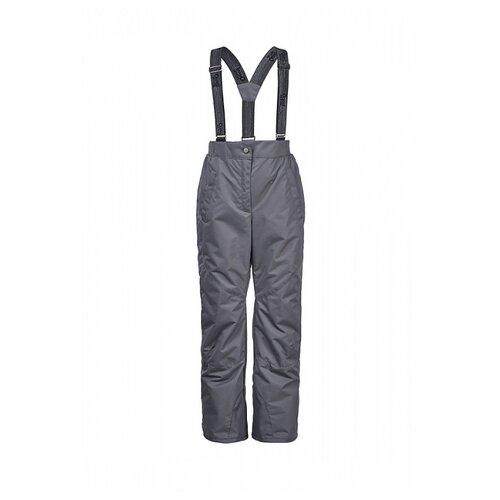 Купить Брюки Oldos Нала ASS082TPT00 размер 140, светло-серый, Полукомбинезоны и брюки