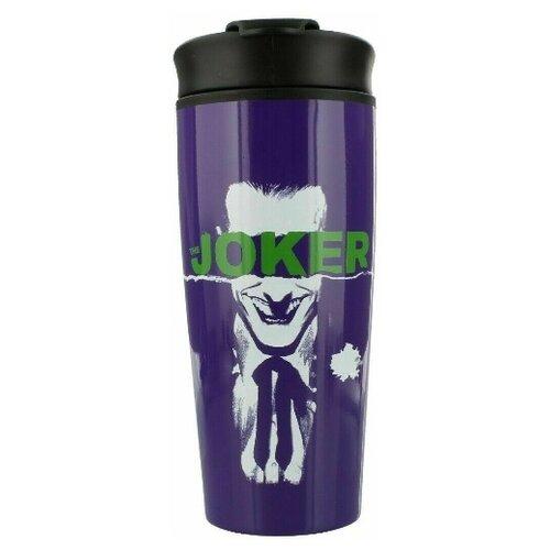 Термокружка Pyramid International The Joker, Straight Outta Arkham, 0.45 л фиолетовый/зеленый