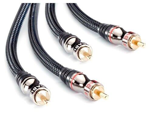 Кабель аудио 2RCA - 2RCA Eagle Cable Deluxe (0,75 м), 10040007