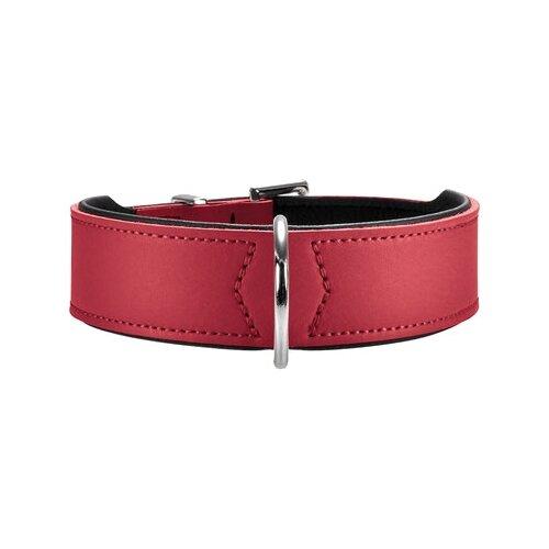 Ошейник HUNTER Basic 55 41-49 см red/black