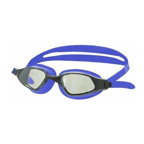 Фото - Очки для плавания ATEMI B301M/B302M синий очки маска для плавания atemi z401 z402 синий серый