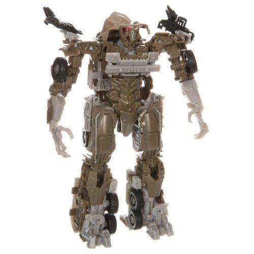 Купить Трансформер Play Smart Защитники Земли 8101 серый, Роботы и трансформеры