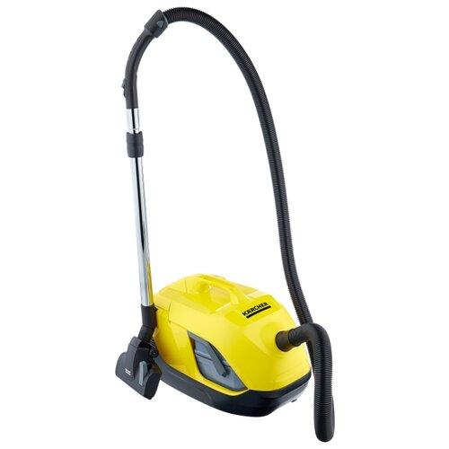 Пылесос KARCHER DS 6 черный/желтый пылесос моющий karcher se4001 1400вт желтый черный