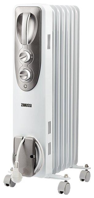 Масляный радиатор Zanussi ZOH/ES-07WN фото 1