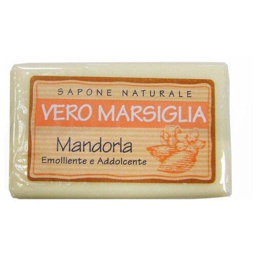 Мыло кусковое Nesti Dante Vero Marsiglia Mandorla, 150 г nesti dante мыло vero marsiglia мед 150 г