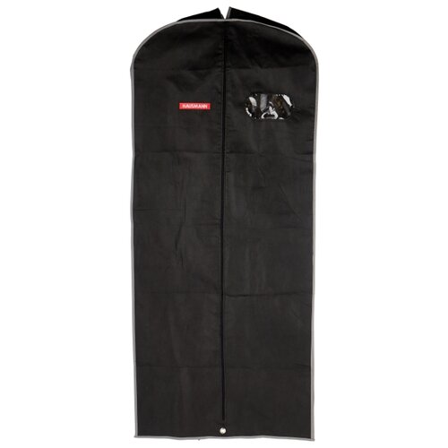 HAUSMANN Чехол для верхней одежды HM-701403 140x60 см черный