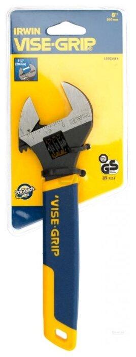 Ключ разводной Irwin Vise-Grip 10505488
