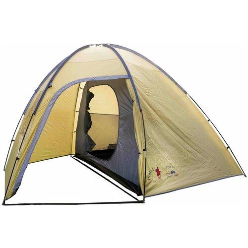 Палатка Indiana Тop 3 бежевый палатка indiana veracruz 3
