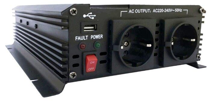 Инвертор - преобразователь напряжения AcmePower AP-DS1600/24(USB)