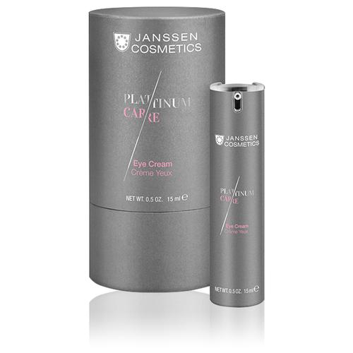 Купить Janssen Cosmetics Крем для кожи вокруг глаз Platinum Care Eye Cream, 15 мл