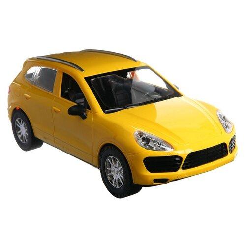Внедорожник Shenzhen Toys джип (8833) желтый aarhon 4 f106 1293