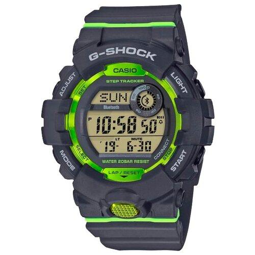 Наручные часы CASIO G-Shock GBD-800-8E casio dw 5600m 8e
