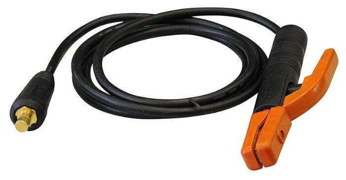 Сварочный кабель 25 ELITECH 0606.000200 300 см