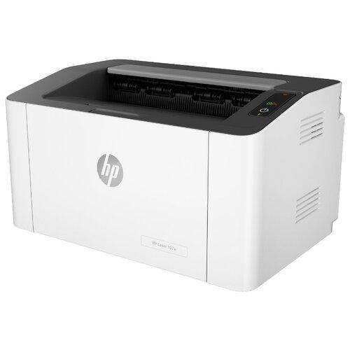 Купить Принтер HP Laser 107a белый/черный