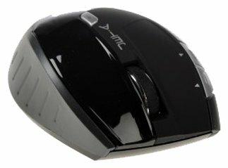 Мышь Jet.A OM-U17G Black USB