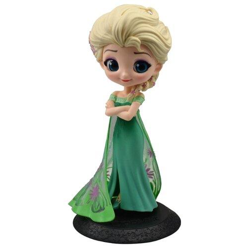 Фигурка Q Posket Disney Characters: Elsa Surprise Coordinate (Ver B) 85499P, Bandai, Игровые наборы и фигурки  - купить со скидкой