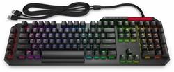 Игровая клавиатура HP OMEN Sequencer Black USB (2VN99AA)