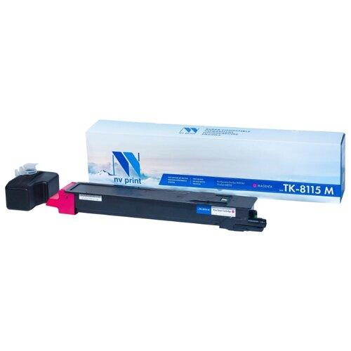 Фото - Картридж NV Print TK-8115 Magenta для Kyocera, совместимый картридж nv print tk 8515 magenta для kyocera совместимый