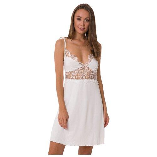 цена Сорочка Monamise размер M кремовый онлайн в 2017 году