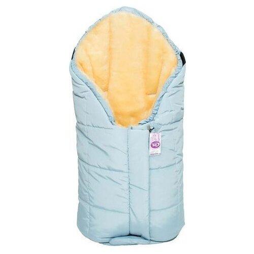 цена Конверт-мешок Baby Elite Alex 90 см голубой онлайн в 2017 году