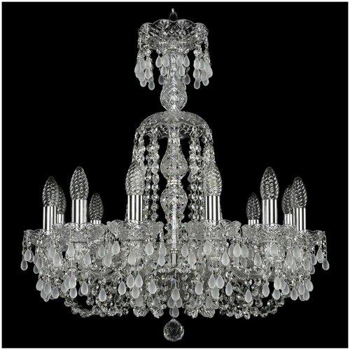 Люстра Bohemia Art Classic 11.24.12.200.XL-64.Cr.V0300, E14, 480 Вт люстра bohemia art classic 11 26 12 220 xl 70 cr b e14 480 вт