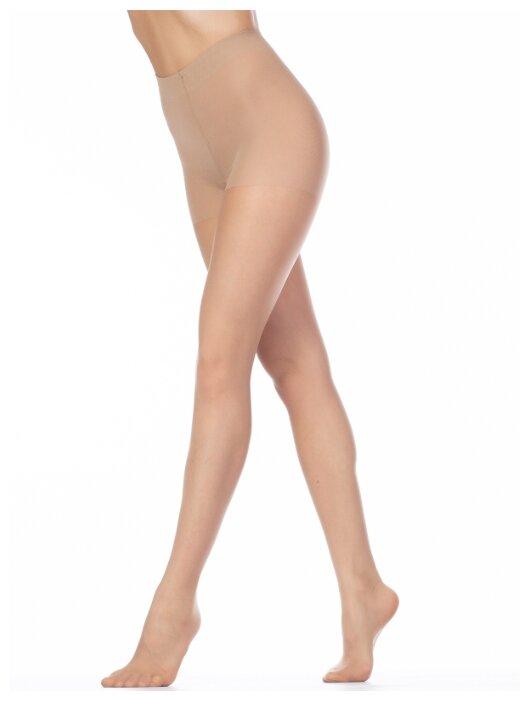 Купить Колготки Filodoro Classic Top Comfort 30 den, размер 5-XL, playa (бежевый) по низкой цене с доставкой из Яндекс.Маркета