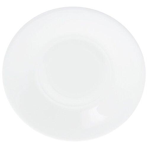 Wilmax Блюдце 14 см белый
