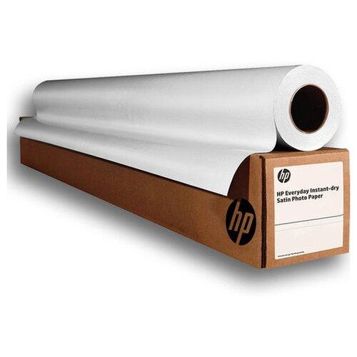 Фото - Бумага HP 1067 мм Everyday Instant-dry Satin Photo Paper (Q8922A) 235 г/м² 30,5 м., белый hp premium satin canvas 36 e4j27a